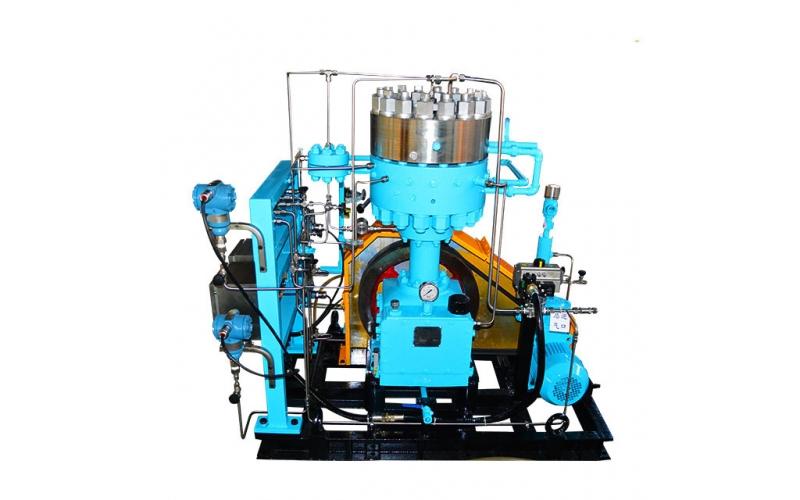 GZ type diaphragm compressor keepwin gas compressor