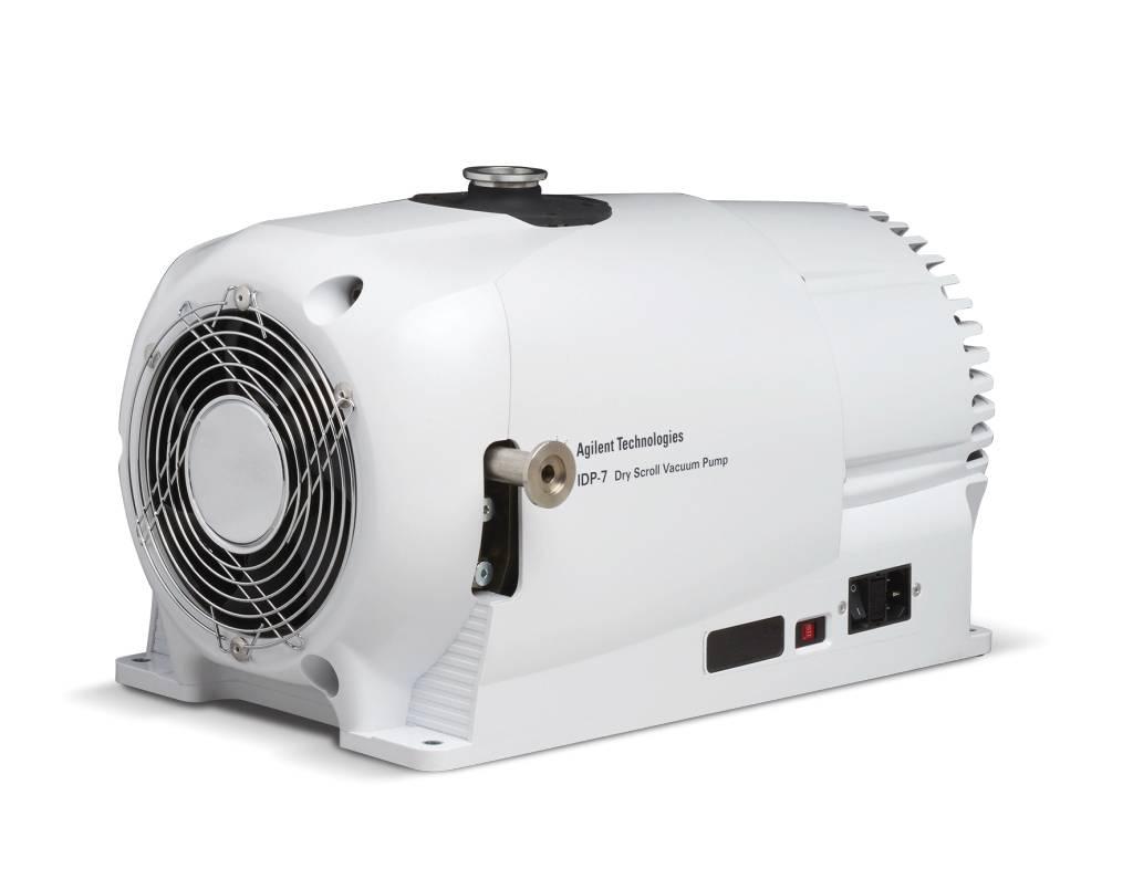 agilent-idp-7-dry-scroll-vacuum-pump-std-w-inlet-v