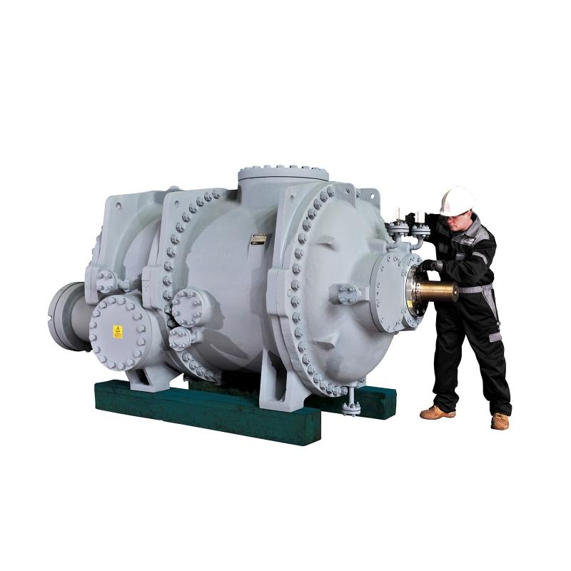 oil-injected-bareshaft-screw-compressor