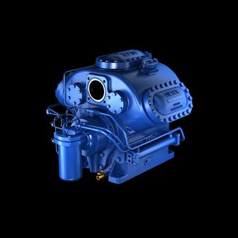 vilter-vmc-450-xl-reciprocating-compressor-for-industrial-refrigeration